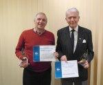 International Speech & Evaluation Contest winners 2015